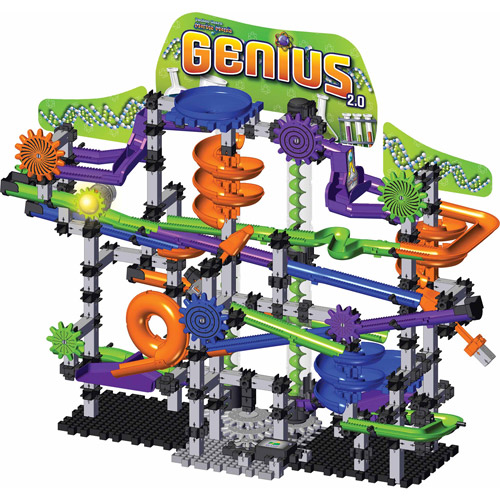 The Learning Journey Techno Gears Marble Mania Genius 2 0