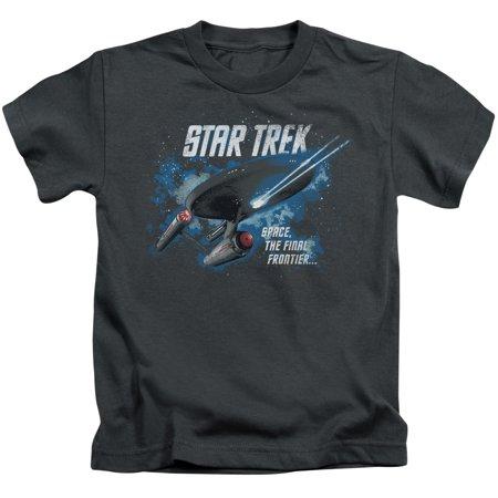 Star Trek/The Final Frontier Little Boys Juvy Shirt](Frontier Boy)
