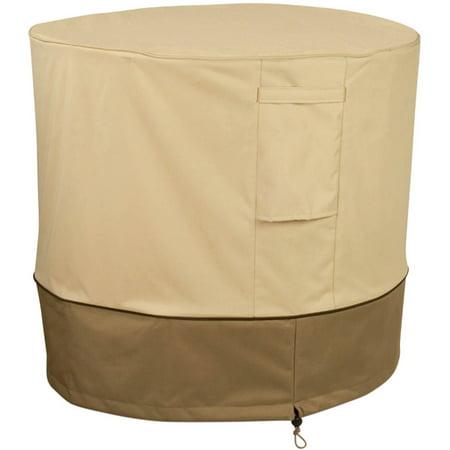 Classic Accessories Veranda Round Patio Air Conditioner Storage Cover  Fits Up To 34   Diameter