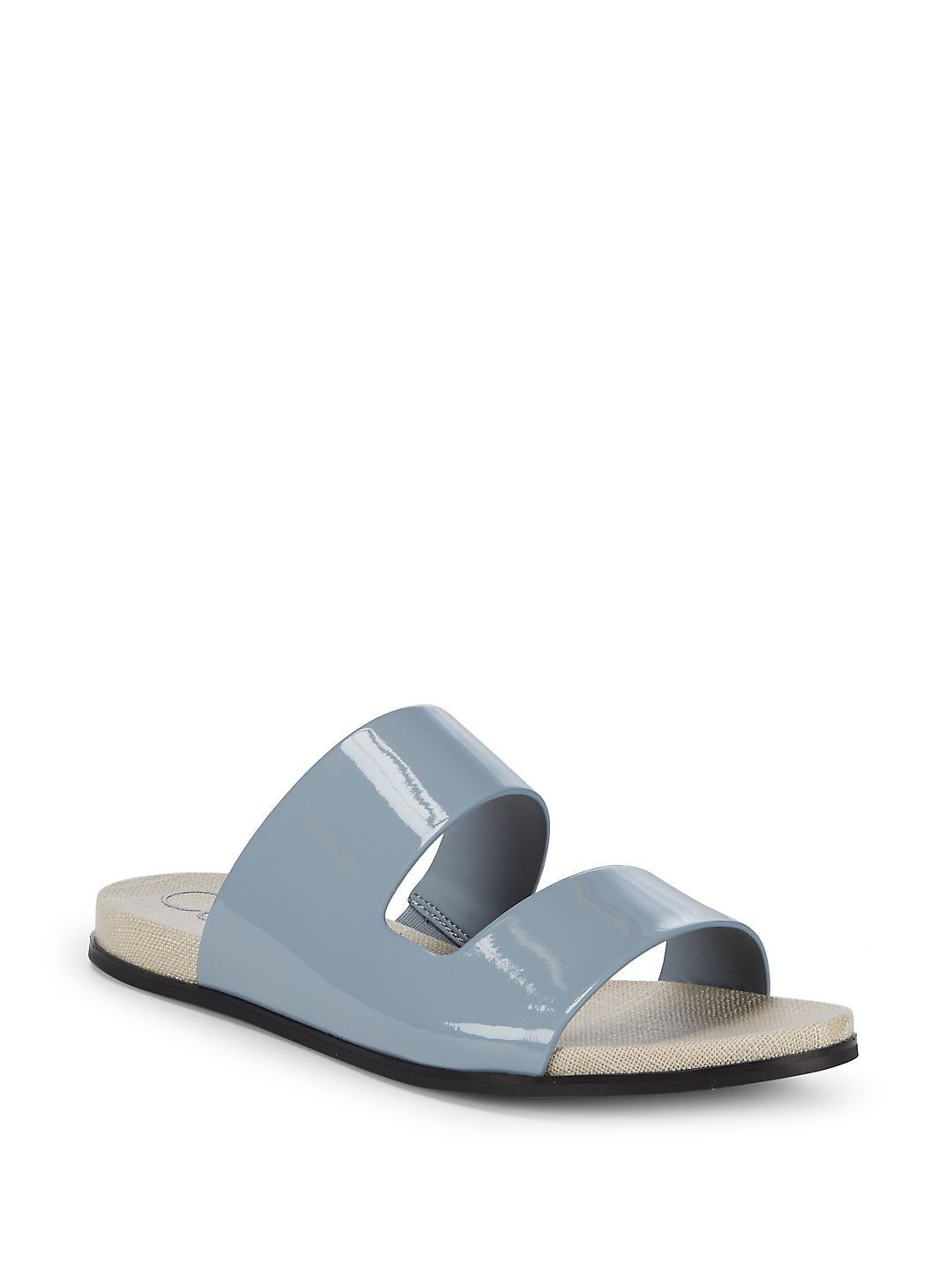 Posey Double-Strap Sandals