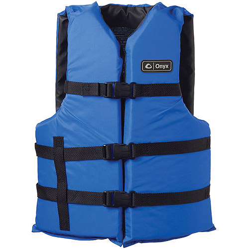 Kent Marine Onyx Professional 3570-0132 Adult Universal Blue General Purpose Life Vest by Kent Marine