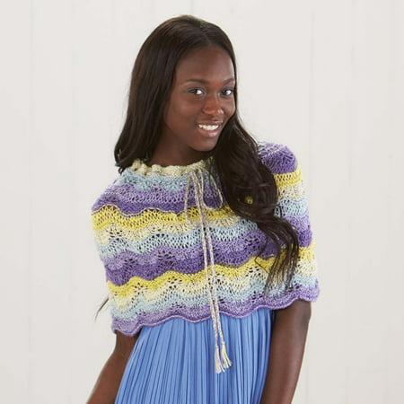 Moselle Poncho Knit Pattern