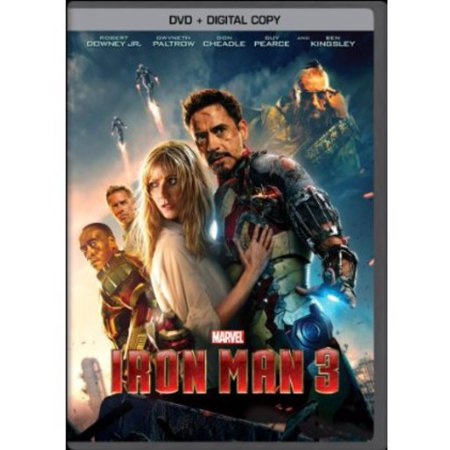 Man Of Steel Outfit (Iron Man 3 (DVD + Digital)