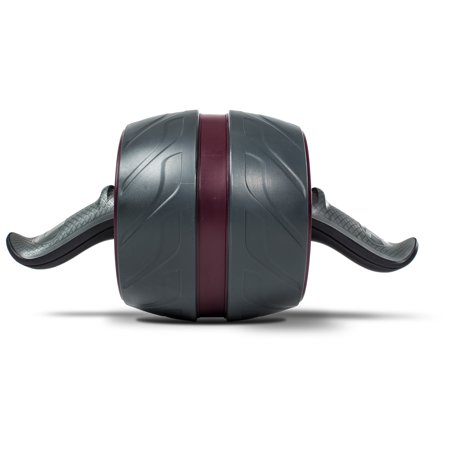 Perfect Fitness Ab Carver Pro Roller for Core Workouts Includes BONUS Foam Kneepads - Ab Cube