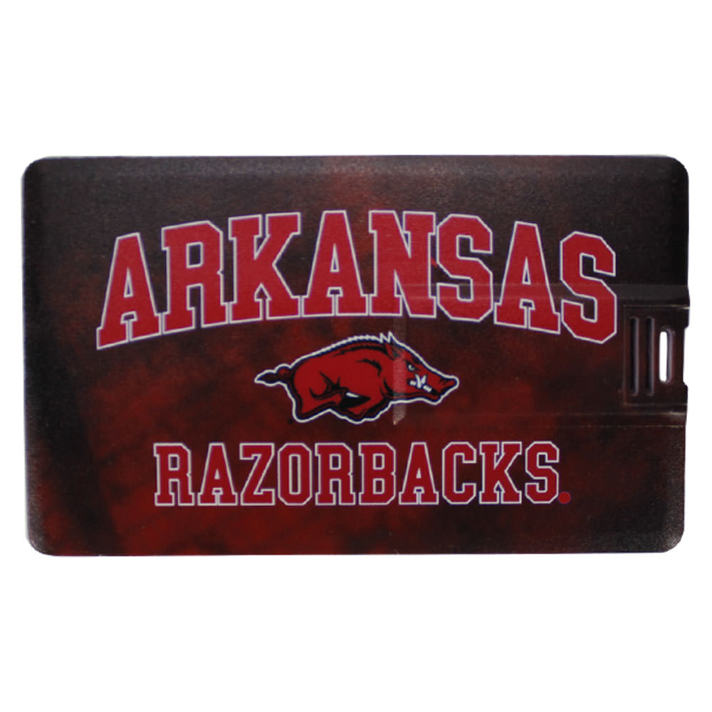 Arkansas Razorbacks iCard USB 3.0 True Flash 32GB