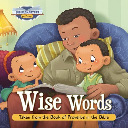 Wise Words - Bible Chapters for - Bible Toys