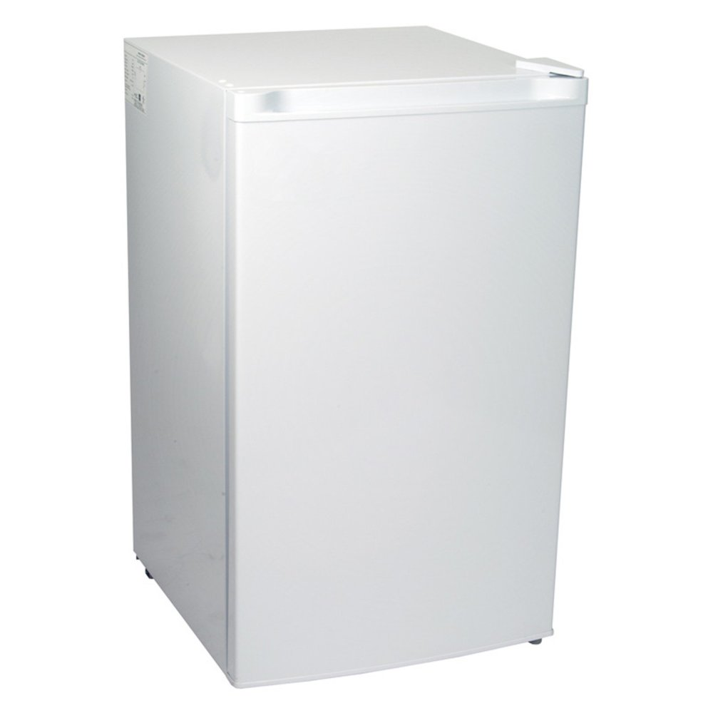Koolatron KTUF88 3.1 Cubic Foot (88 Liters) Upright Freezer with Adjustable Thermostat
