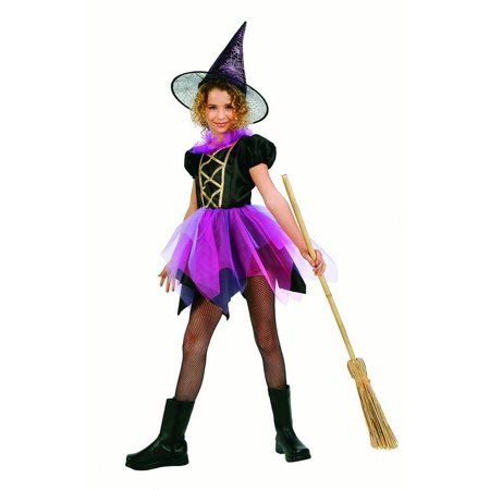 Witch of Fairyland Child Costume](4t Witch Costume)