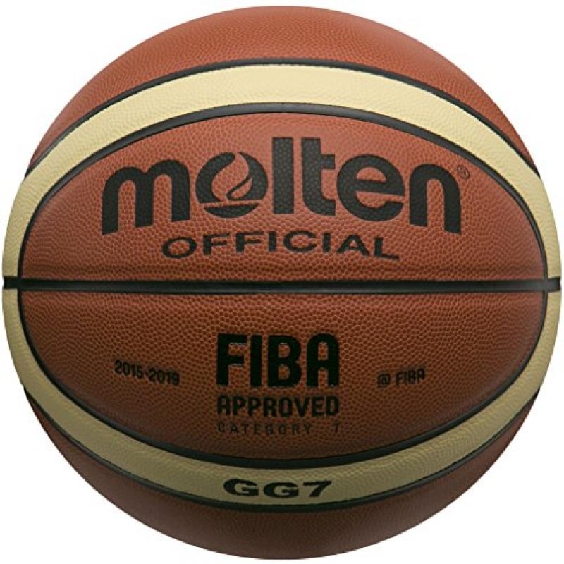 Molten BGG Composite Basketball, FIBA Approved