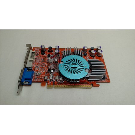 Refurbished ABIT ATI Radeon RX600 Pro 256MB DDR1 PCI Express x16 Desktop Video Card