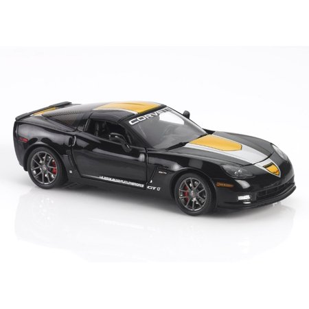 2009 Corvette GT1 Championship Edition Z06 by The Franklin Mint in 1:24 (Franklin Mint Store)