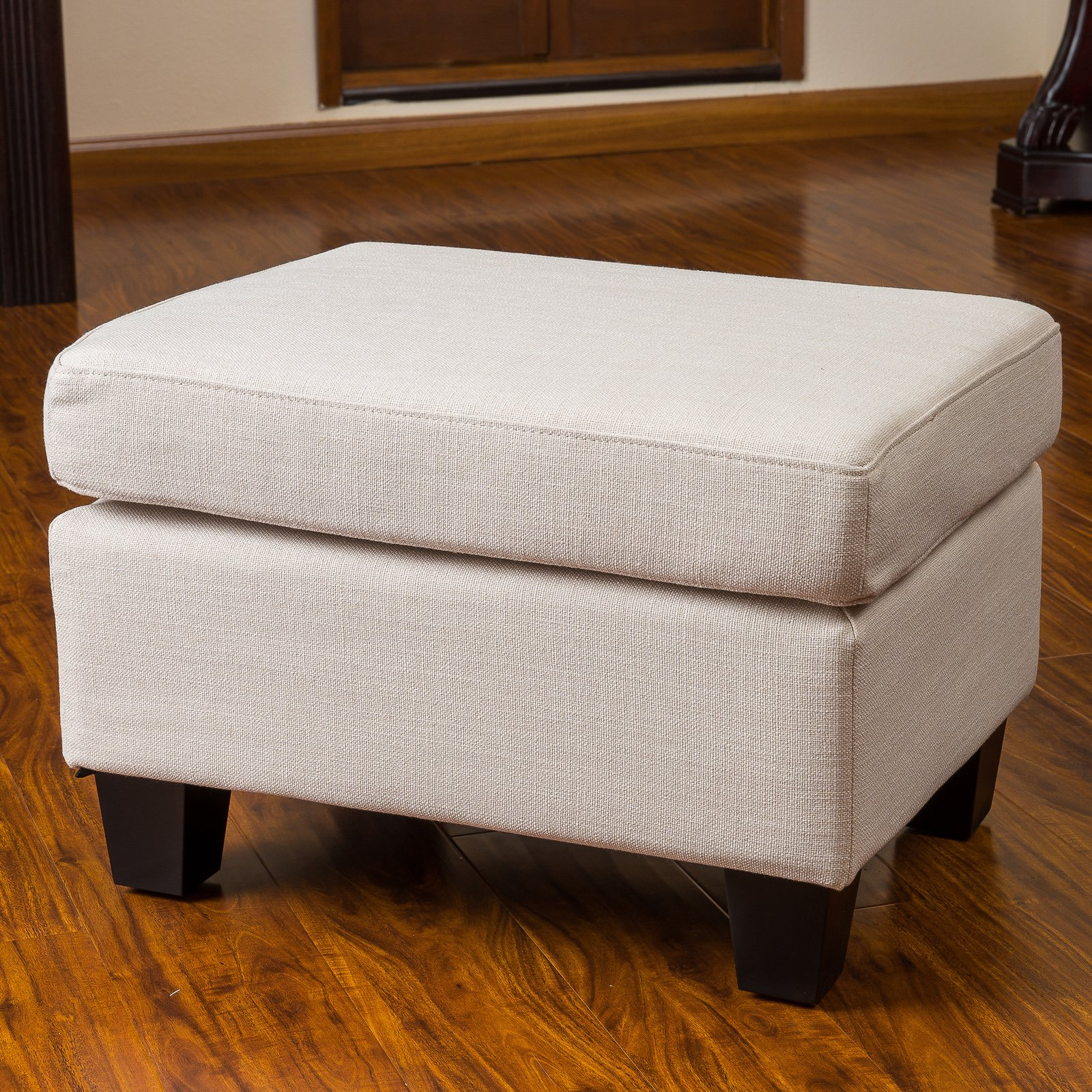 Best Selling Home Decor Furniture Jae Fabric Ottoman