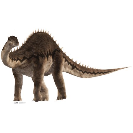 Dinosaur Diplodocus Giant Lifesize Standup Standee Cardboard Cutout Poster](Cardboard Dinosaur)