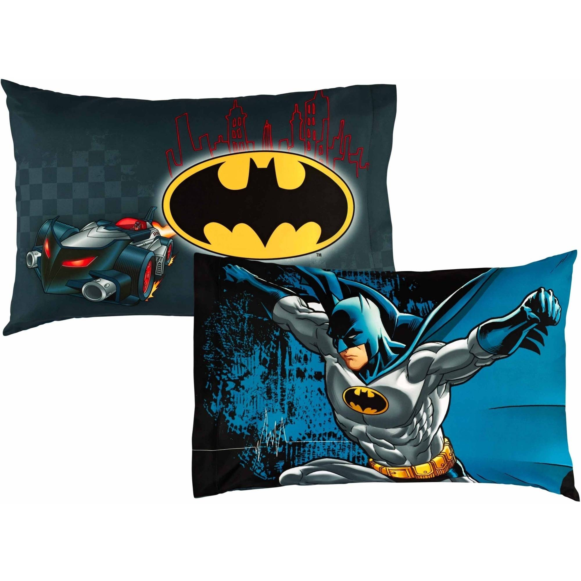 Warner Brothers Batman Guardian Speed Bed In A Bag Bedding Set   Walmart.com