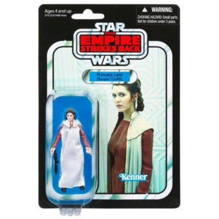 Star Wars Vintage Collection 2012 Princess Leia Action Figure [Bespin Outfit]