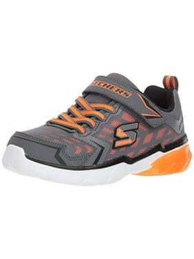 e2d9acd2433cf9 Product Image Skechers Kids Boys  THERMOFLUX-Nano-Grid Sneaker