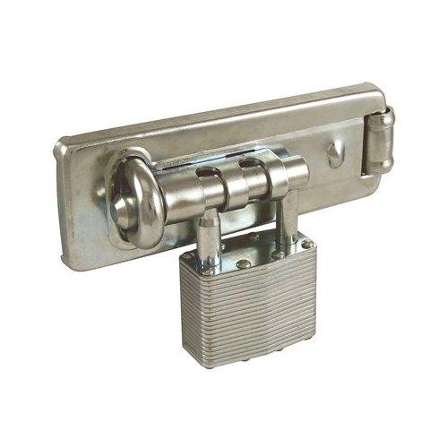 Hardware Express Hasp Lock by NATIONAL BRAND ALTERNATIVE