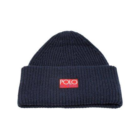 6becbe5468 Polo Ralph Lauren - Polo Ralph Lauren Hi Tech Knit Hat One Size -  Walmart.com