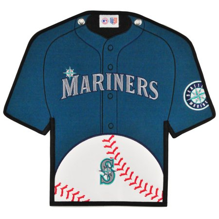 huge discount 44e78 7243c Seattle Mariners 14'' x 22'' Jersey Traditions Banner - Teal/Navy - No Size