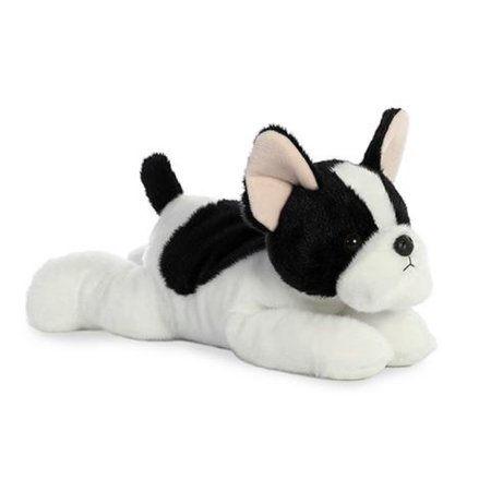 Boutique French Bulldog Puppy 12 inch Stuffed Plush Animal ()