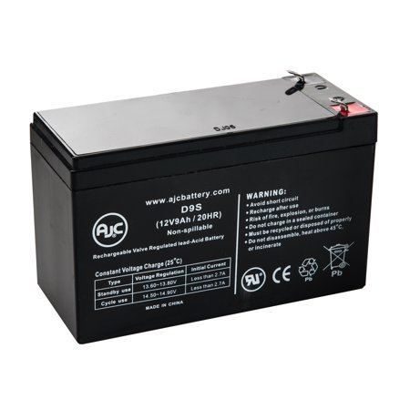 Powerware Unisys Pw9125 1000I 12V 9Ah Ups Battery   This Is An Ajc Brand  174  Replacement