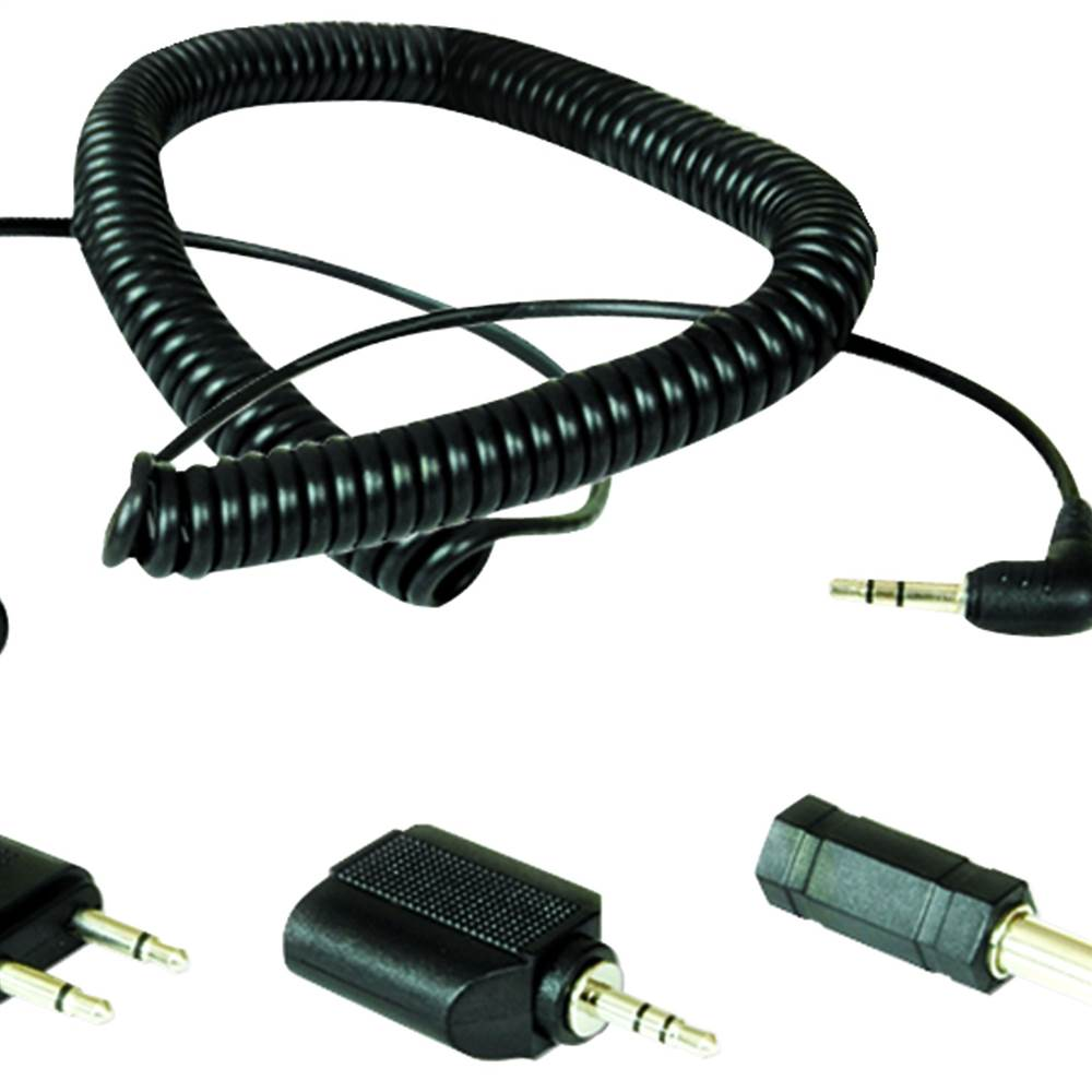 Headphone Extension Cord & Adapters