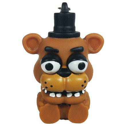 Funko Five Nights At Freddys Freddy Squeeze Keychain Figure   One Figure