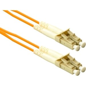 2M FIBER LC/LC MMF 62.5/125 DUPLEX PATCH CABLE (Mmf Fibre Cable)