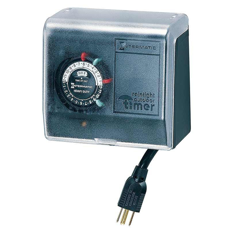 Intermatic Heavy Duty Outdoor Swimming Pool Pump Timer by The Powerhouse Inc.
