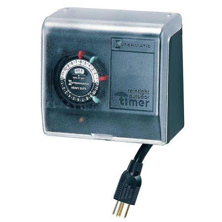 Intermatic 15 Amps Outdoor Pool Timer