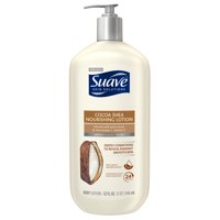 Suave Skin Solutions Body Lotion Cocoa Butter and Shea 32 oz