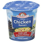 Dr. Mcdougall's Right Foods Ramen Chicke