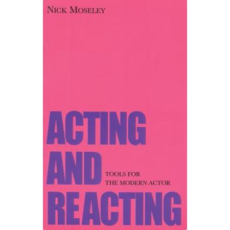 Acting and Reacting : Tools for the Modern Actor - The Method Actors Halloween