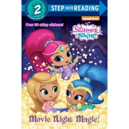 Movie Night Magic! (Shimmer and Shine) - Top Ten Children's Halloween Movies
