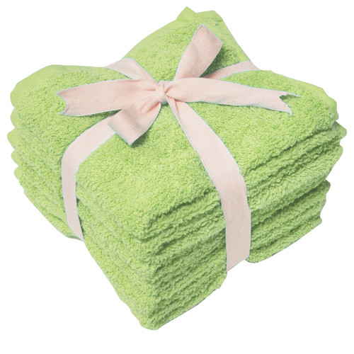 Textiles Plus Inc. Heavy Weight 100pct Cotton Washcloth (Set of 6)