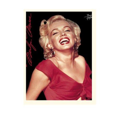 Red Marilyn Monroe Throw Blanket - Decorative Fleece Blanket - Marilyn Monroe Wig Halloween Express