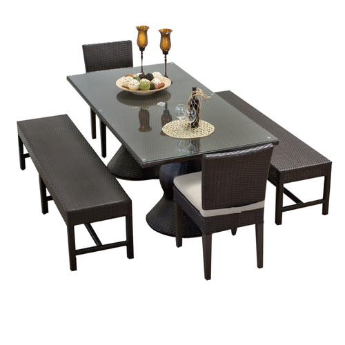 Sol 72 Outdoor Stratford 5 Piece Dining Set with Cushions