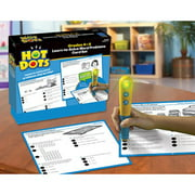 Educational Insights Hot Dots Learn-To-Solve Word Problems Card Set, Grades 4-6