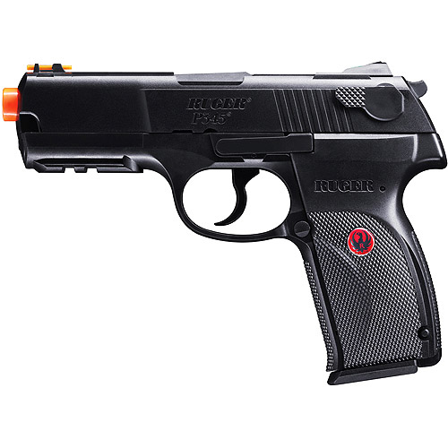 Ruger P345PR CO2 Airsoft BB Pistol, Black