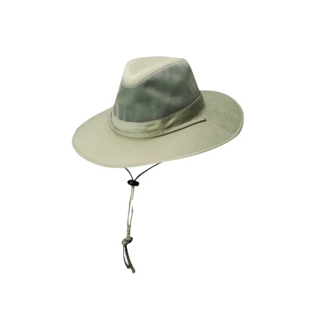 DPC Outdoor Design Solarweave SPF 50+ Safari Hat