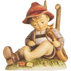 M I Hummel 152487 Time Out Figurine