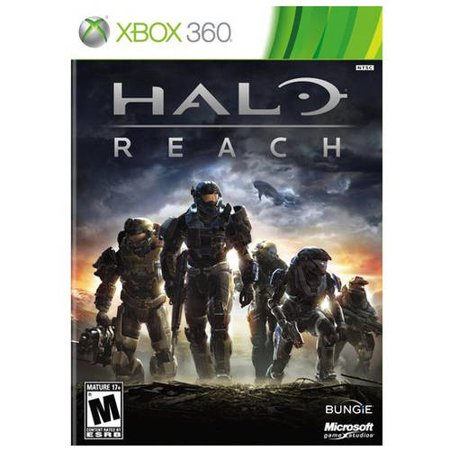 Halo  Reach  Xbox 360    Pre Owned