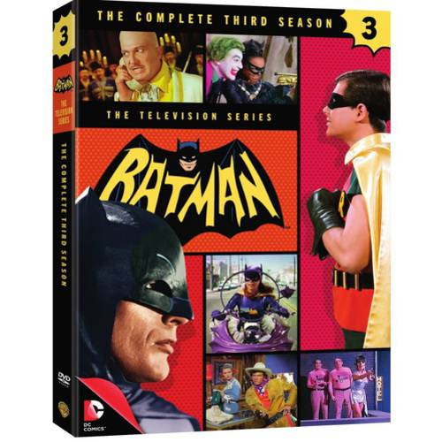 Batman: The Complete Third Season (DVD) by WARNER HOME VIDEO