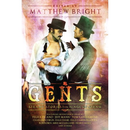 Gents Carbon (Gents: Steamy Stories from the Age of Steam (Paperback) )