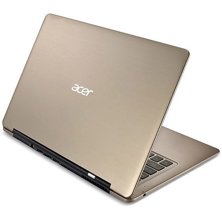 "Acer Champagne 13.3"" Aspire S3-391-6448 Ultrabook PC with Intel Core i3-2377M Processor and Windows 8"