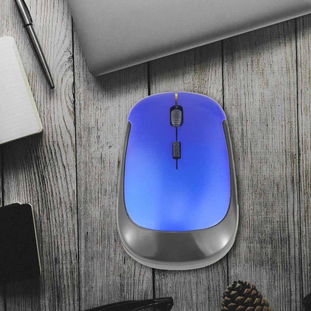 Maikou 2.4G Wireless Mouse USB Receiver Ultra-thin Mini Wireless Optical Mouse Mice for Laptop PC Gaming Mouse