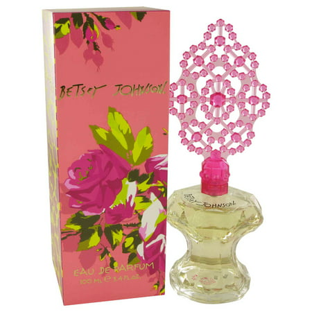 Betsey Johnson Betsey Johnson Eau De Parfum Spray for Women 3.4 oz