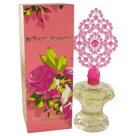- Betsey Johnson Betsey Johnson Eau De Parfum Spray for Women 3.4 oz