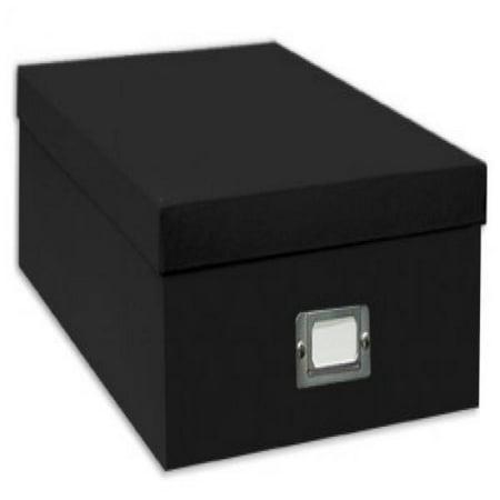 Pioneer Jumbo Scrapbook Storage Box Black 1475 Inch X 13 Inch X