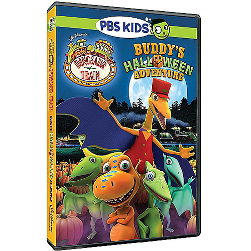 Dinosaur Train: Buddy's Halloween Adventure (Full Frame)